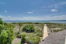 Seabrook Island Oceanfront Villa Stunning Views