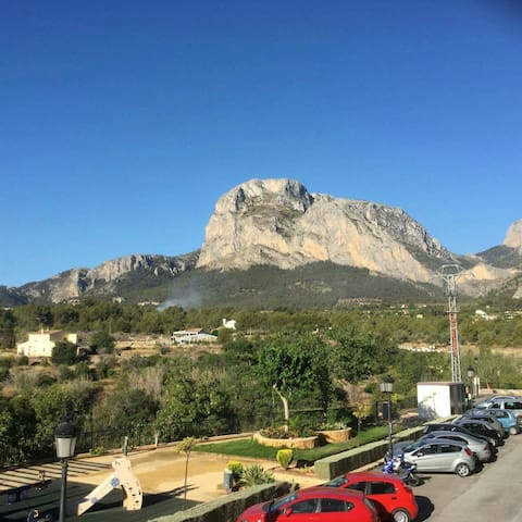 Stunning mountain views#Min 1 week# - Xirles,  Near Polop de la Marina,