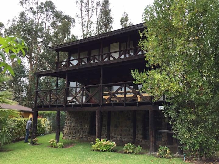Casa en condominio Lago Rapel, sector Punta Verde