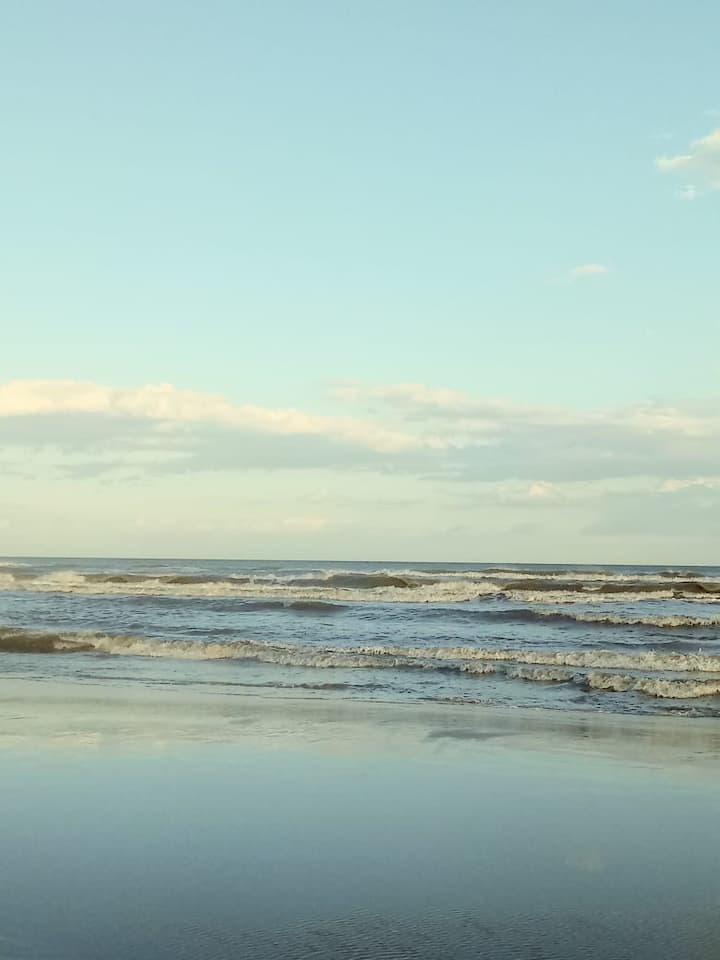 Temporada praia Capão da Canoa.