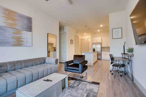 Beautiful 1 BD/1 BA Condo 5 mins from DFW airport✨