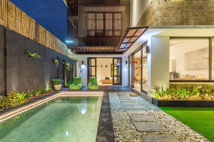 Compact and Stylish Villa in Petitenget