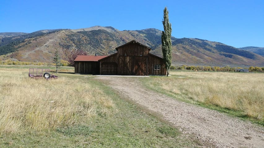 Great Cozy Country Quarters near Park City area