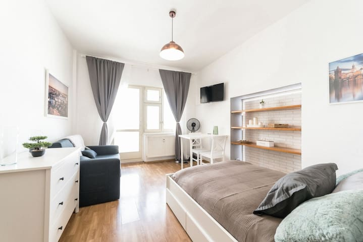 PRESTIGE APARTMENT - St. Wenceslas Square Prague