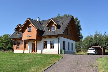 Detached holiday home with sauna in beautiful surroundings
