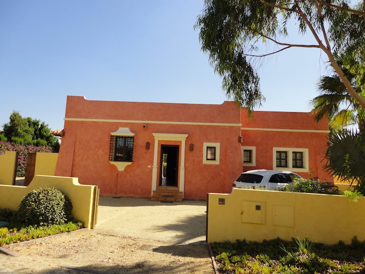 Villa exclusiva 3 dormitorios con piscina privada