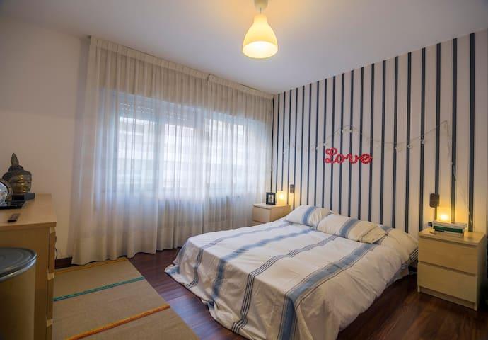 Precioso piso céntrico en la villa de Noia