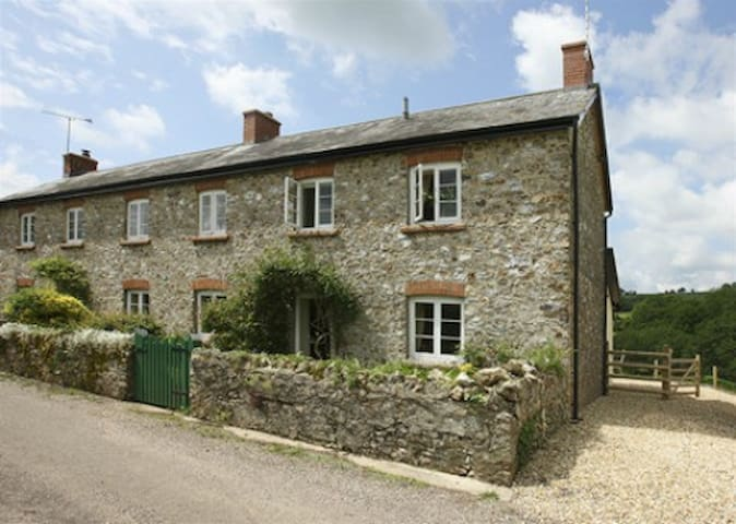 Stylish & cosy cottage in Devon, UK - Cullompton - Rumah