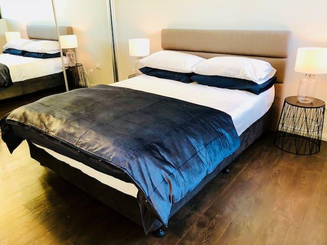 Luxury Queen Bed