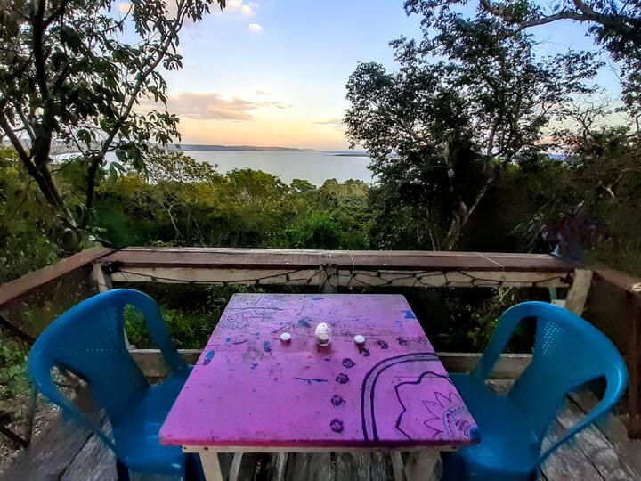 Casa de kensi esta enfocado al Turismo Vivencial