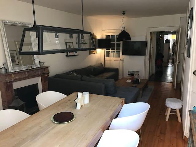Appartement rare dans Thonon.1 minute du lac Léman - Thonon-les-Bains - Leilighet