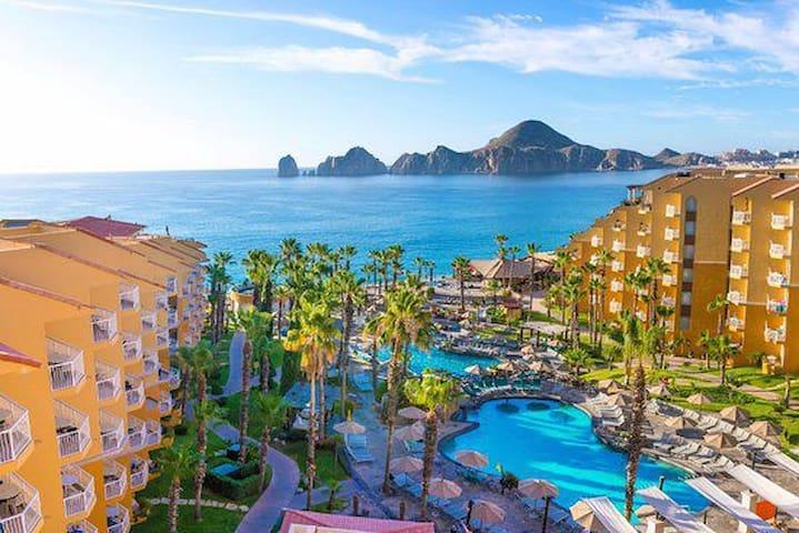Villas del Palmar Cabo Resort Deluxe Room