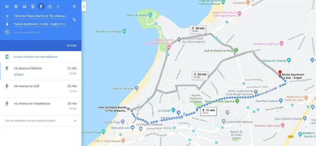 Tout à pied - Proche du centre et des plages de Biarritz