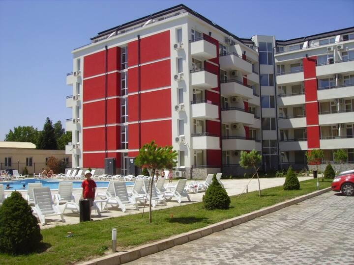 Сдаю студию на Солнечном берегу в Болгарии