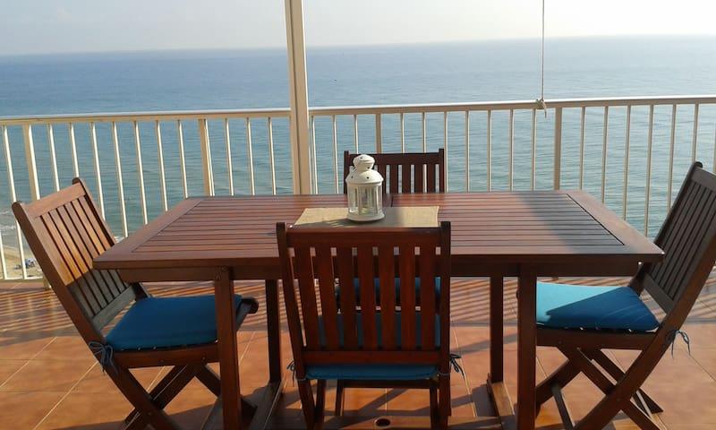 Apartament with excelents views - Faro de Cullera - Condomínio