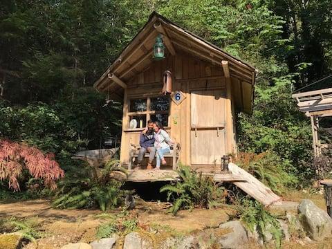 Sleeping cabin #6