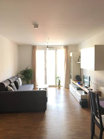 cozy, bright, calm flat near FRIEDRICHSHAIN (1km) - Berlin