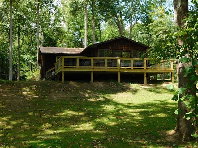 Exceptional Cottage on the Jackson River!!!!