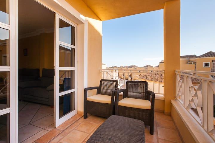 2 bedroom in Costa Adeje, El Duque