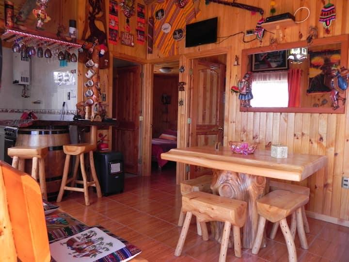Cabaña Aymara