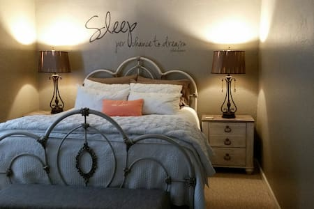 Cozy Home near Tinker Air Force Base - Midwest City - Ev