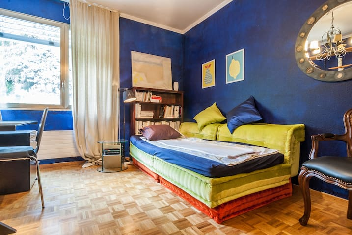151 Nice room in Pully - Pully - Appartement