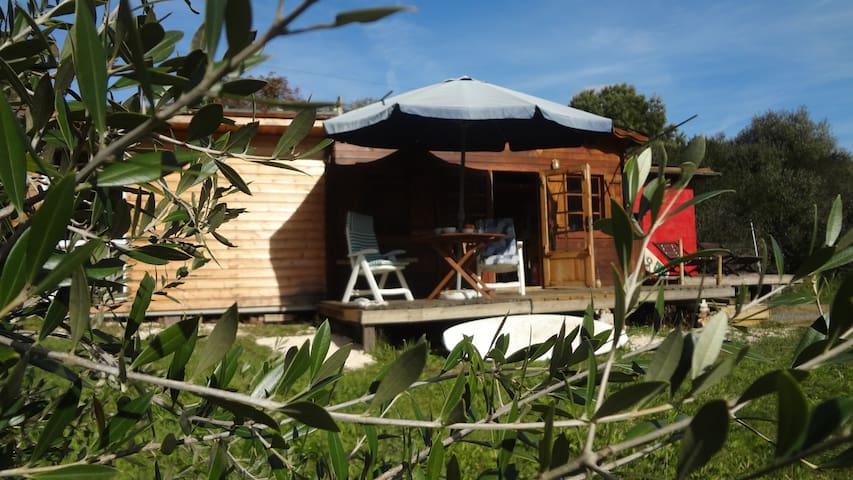 Casa Oliva - A small wooden cabin