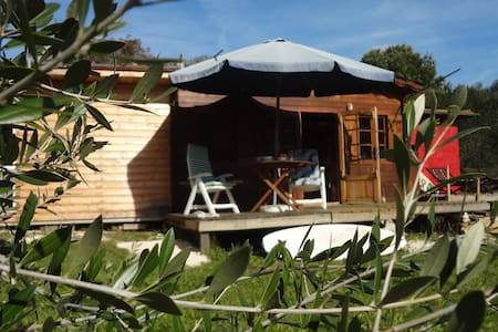 Casa Oliva - A small wooden cabin - Aljezur Municipality - Blockhütte