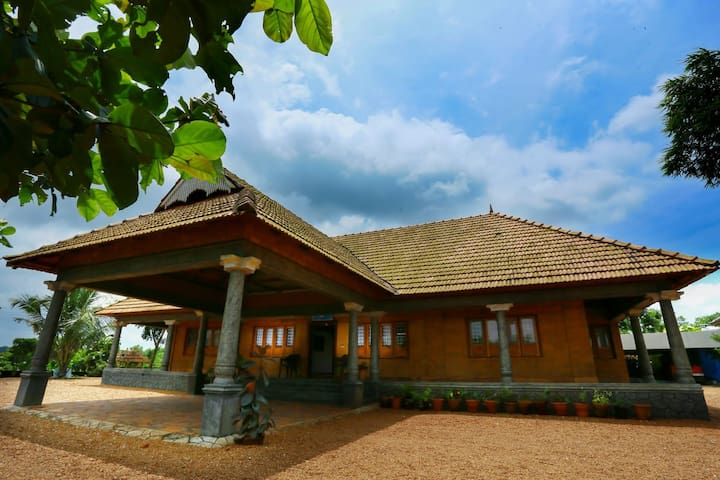 Woodgreens Ayurveda & Wellness  Resorts