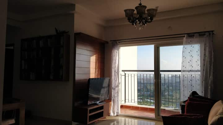 Apartment near Corporate Offices in ECity Phase1