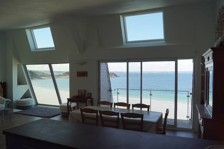 Appartement vue exceptionnelle mer - 3 chambres