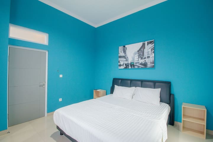 Aira Costel Cianjur DELUXE DOUBLE - BEST PRICE