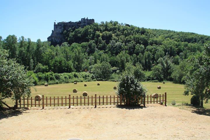 L'Hermitage en Occitanie (2 à 14 personnes)