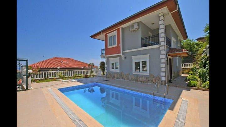 Private Pool  & Garden Villa