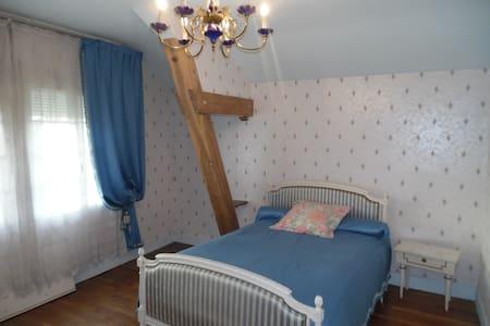 suite  de  deux  chambres dans maison champenoise - Précy-Notre-Dame - Gästehaus