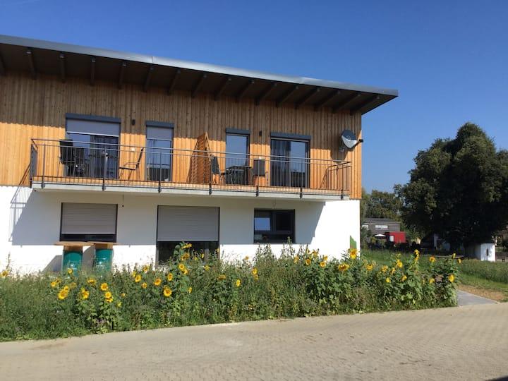 """Ferienwohnungen """"Blumenwiese"""" (Dillingen an der Donau), Ferienwohnungen in modernem Ambiente mit sonnigem Balkon"""