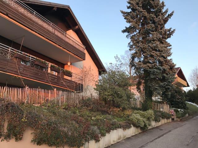 Haus mit Garten, Emmendingen Nähe Freiburg