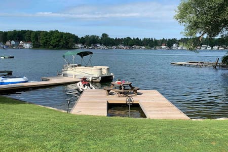 Lake Front Getaway on Lime Lake near Ellicottville