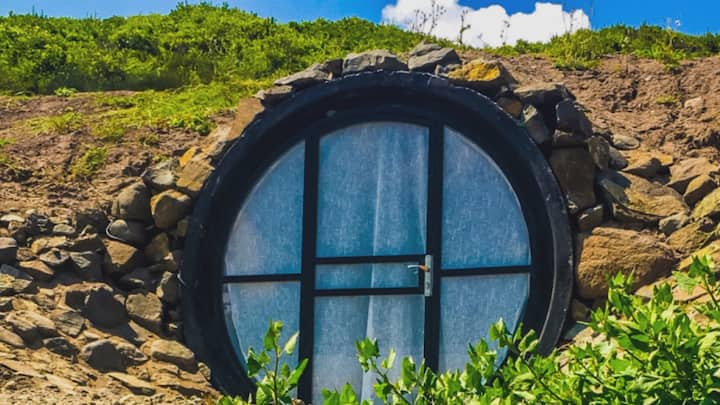 Şile deniz manzaralı hobbit evleri