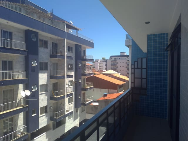Apartamento temporada em Cabo frio/Braga