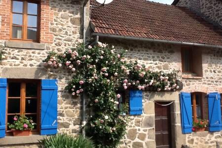 Lavender Cottage - Cressat - Rumah