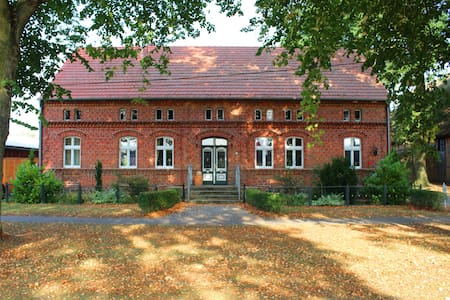 Romantisches Anwesen im Dorfkern von Buchholz - Buchholz - อพาร์ทเมนท์