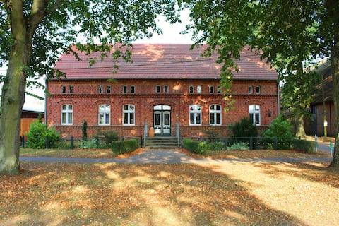 Romantisch landgoed in het centrum van Buchholz