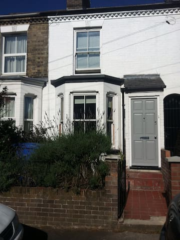 Room close to city centre - Norwich - House