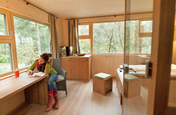 Baumhaus Lodge Schrems - Turmhaus - Schrems - Treehouse