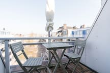 Seas of Light/Vondelpark penthouse