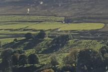 Cumbria - 1500ft elevation in North Pennines AONB,