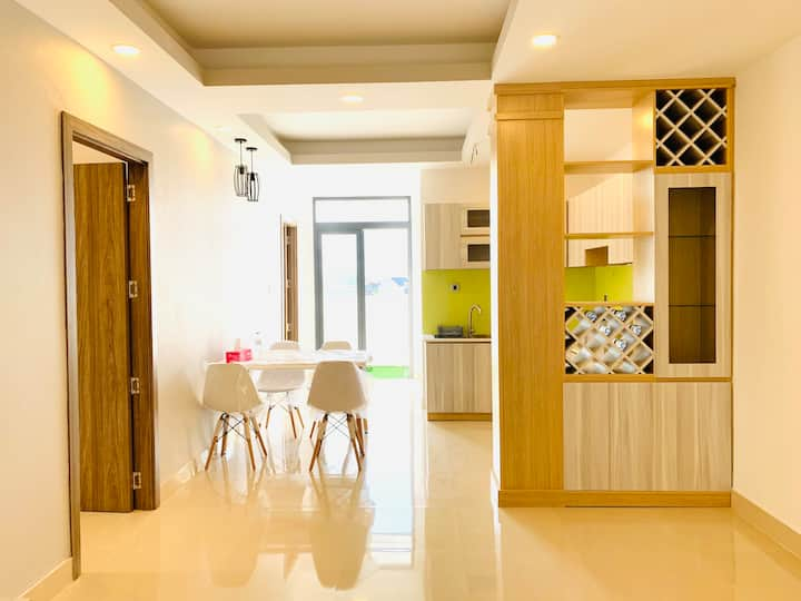 Muong Cat Apartment