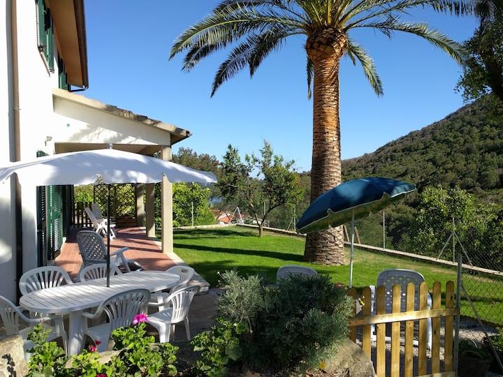 Villa a Solana, Isola d'Elba - Seccheto