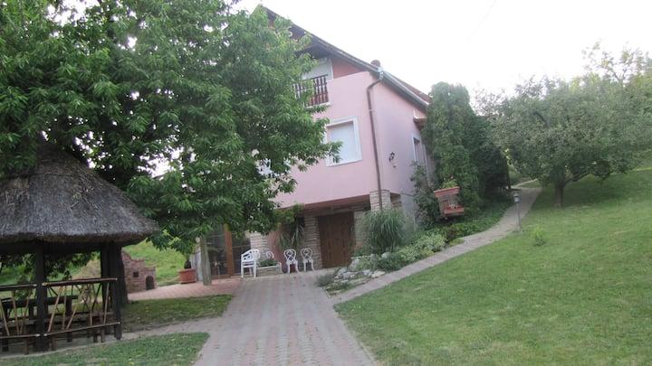 Alsohegyi uton Weinhaus apartmanhaz